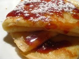 La receta de Crepes con Dulce de Leche es muy sencilla y rápida . En ...