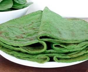 Crepes Verdes